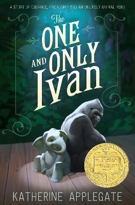 One and Only Ivan by Katherine Applegate