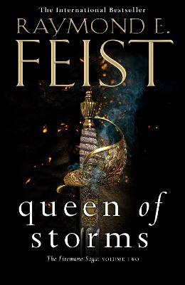 Queen of Storms (The Firemane Saga, Book 2) book