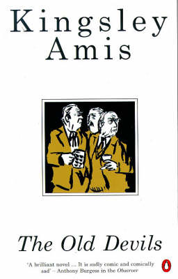 The The Old Devils by Kingsley Amis