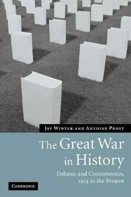 The Great War in History by Jay Winter
