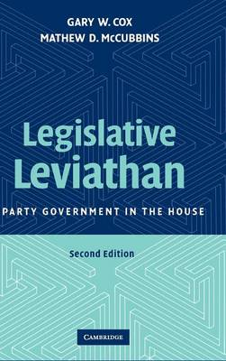 Legislative Leviathan by Gary W. Cox