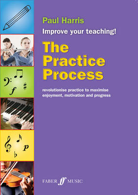 The Practice Process by Harris, Paul