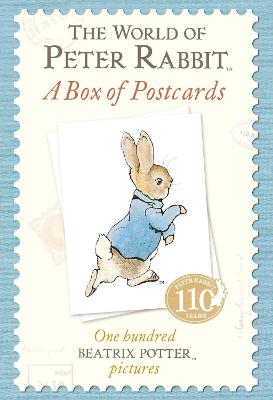 World of Peter Rabbit: A Box of Postcards book