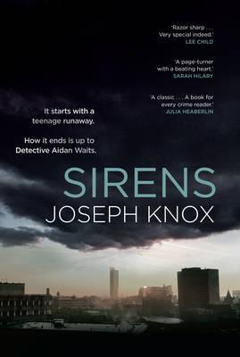 Sirens by Joseph Knox