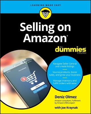 Selling on Amazon For Dummies by Deniz Olmez