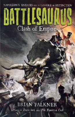 Battlesaurus by Brian Falkner