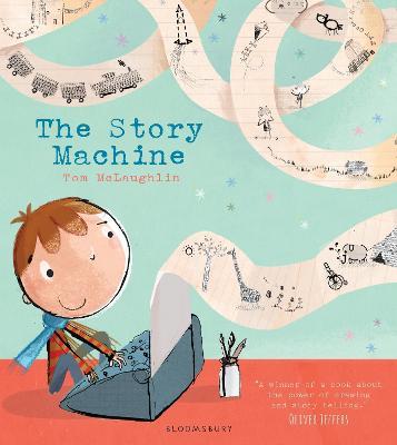 Story Machine book