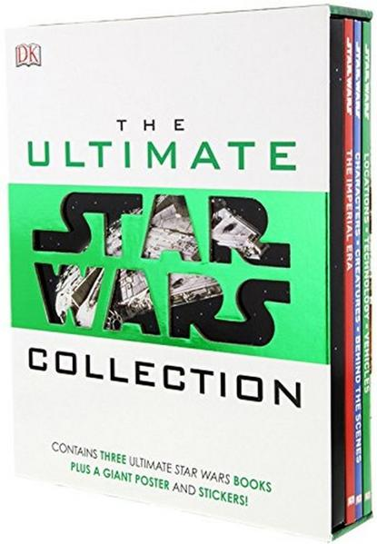 Star Wars: The Ultimate Collection book