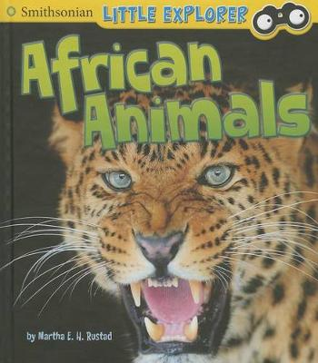 African Animals by Martha Elizabeth Hillman Rustad