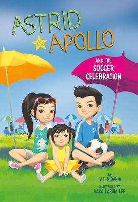 The Soccer Celebration by V. T. Bidania