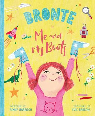 Me and My Boots by Penny Harrison
