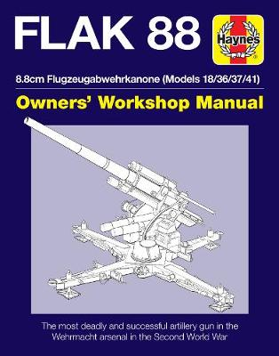 Flak 88 Manual by Dr Chris McNab