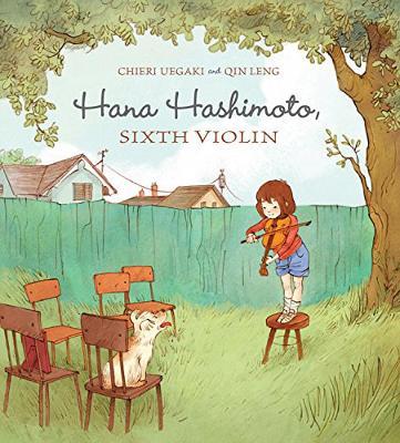Hana Hashimoto by Qin Leng