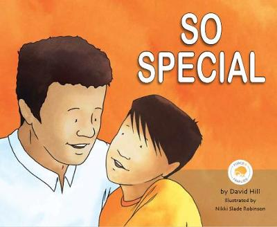 So Special by Hill David