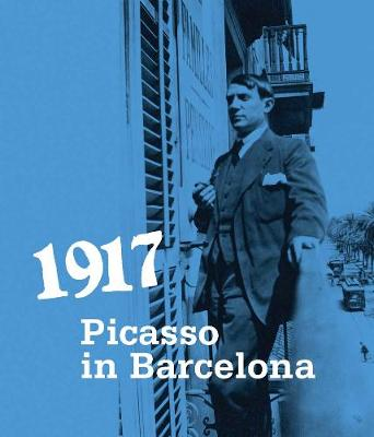 1917. Picasso in Barcelona by Malen Gual