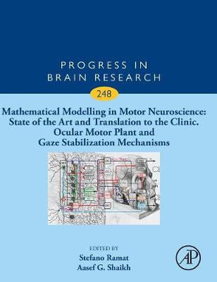 Mathematical Modelling in Motor Neuroscience: State of the Art and Translation to the Clinic. Ocular Motor Plant and Gaze Stabilization Mechanisms: Volume 248 by R John Leigh