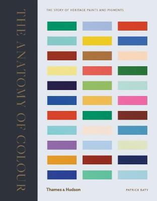The Anatomy of Colour by Patrick Baty