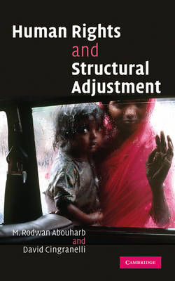 Human Rights and Structural Adjustment book