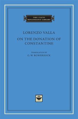 Lorenzo Valla by G. W. Bowersock