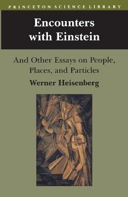 Encounters with Einstein book
