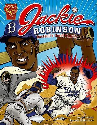 Jackie Robinson by Jason Glaser