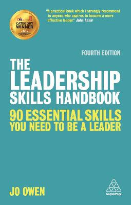 Leadership Skills Handbook book