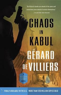 Chaos in Kabul by Gerard de Villiers