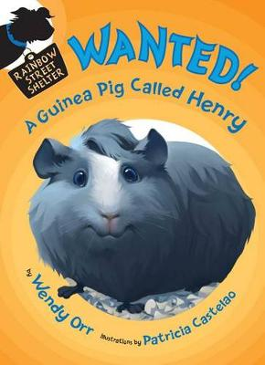 Wanted! by Wendy Orr