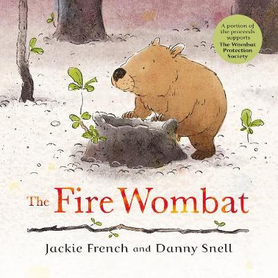 The Fire Wombat by Jackie French