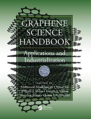 Graphene Science Handbook by Mahmood Aliofkhazraei