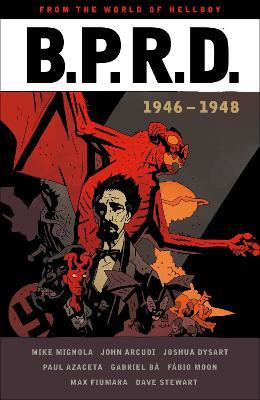 B.P.R.D.: 1946-1948 book