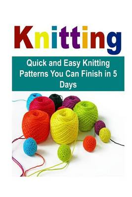 Knitting by Mary Costello