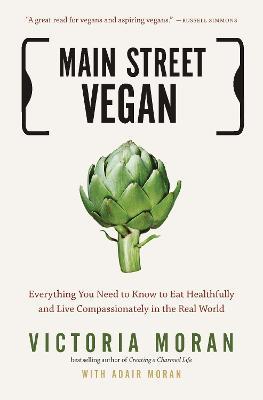 Main Street Vegan book