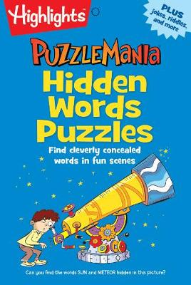 Hidden Words Puzzles by Highlights