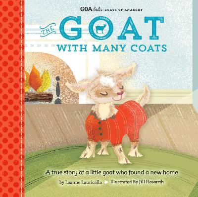 GOA Kids - Goats of Anarchy: The Goat with Many Coats book