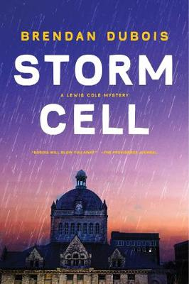 Storm Cell - A Lewis Cole Mystery by Brendan DuBois