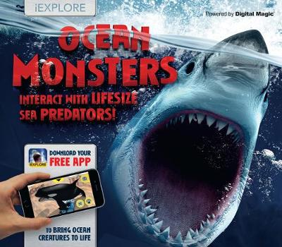iExplore-Ocean Monsters (AR) by David Higham