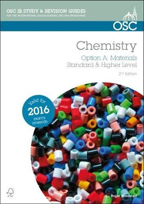 IB Chemistry - Option A: Materials book