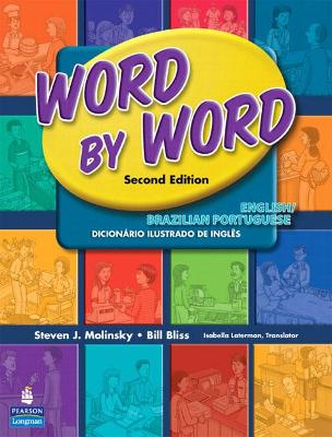 Word by Word Picture Dictionary English/Brazilian Portuguese Edition book