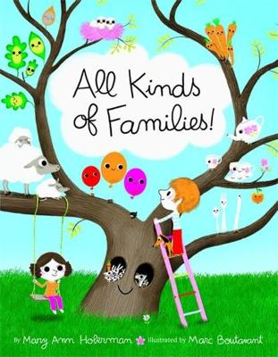All Kinds of Families! by Mary Ann Hoberman