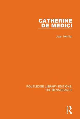 Catherine de Medici book