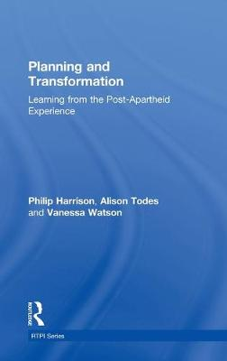 Planning and Transformation by Philip Harrison