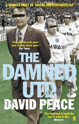 Damned Utd book