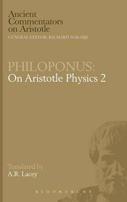On Aristotle 'Physics 2' by A. R. Lacey