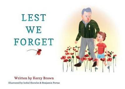 Lest We Forget book