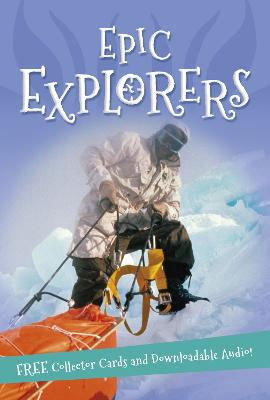 It's all about... Epic Explorers book