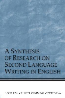 Synthesis of Research on Second Language Writing in English book