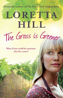 Grass is Greener by Loretta Hill