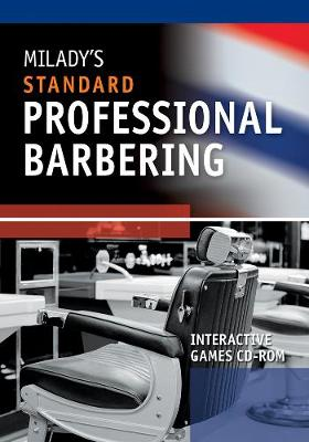 Milady's Standard Professional Barbering Interactive Games CD-ROM by Milady