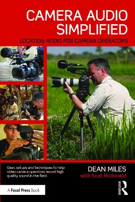 Camera Audio Simplified by Dean Miles